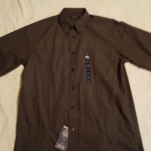 Sz LT Button up easy care $10& under 3@$15